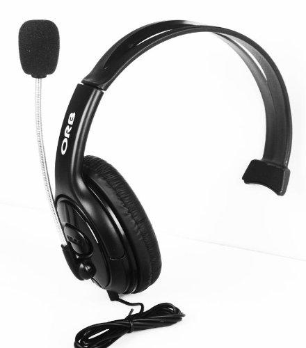 Micro-casque 'Elite' pour PS3/PC