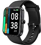 Smartwatch, YONMIG 1,69'' Full Touch Schermo Orologio Fitness con Alexa Integrata/Saturimetro(SpO2),...