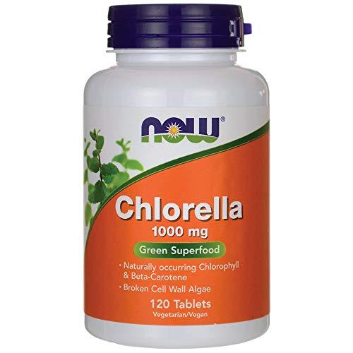Price comparison product image Chlorella 1000 Milligrams 120 Tabs