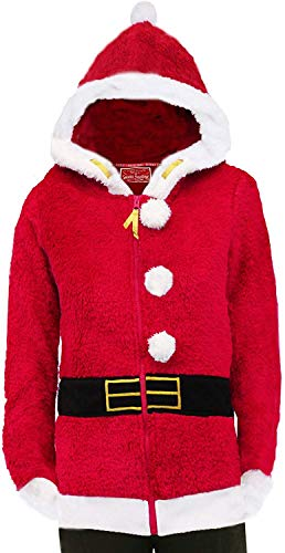 Trueboy Womens Xmas Jumpers - Mrs Claus - UK 10