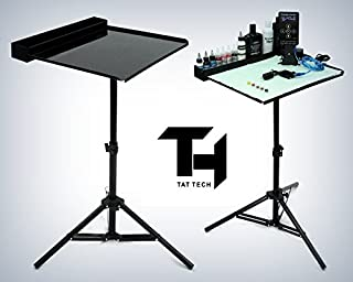 TAT TECH Portable Colapsable Tray Work Station Table Desk