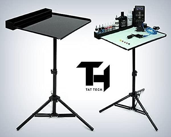 TAT TECH 便携式可折叠托盘工作站桌子