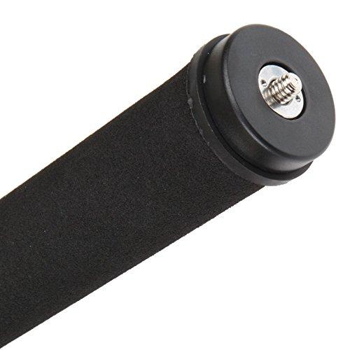 Sunpak 6700M Aluminum Monopod SLR Camera (Black)