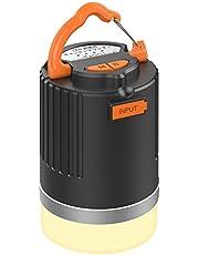Bicosy LEDランタン充電式 3色切替 無段階調光 11200mAhモバイルバッテリー内蔵 電球色 白色 昼白色 暖色キャンプライト IP65防水・防塵 【2019年改良 輝度記憶チップ搭載・連続点灯510時間】