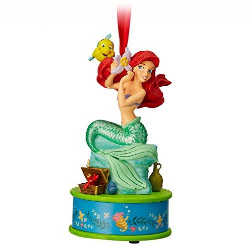 Disney Ariel Singing Sketchbook Ornament - The Little Mermaid