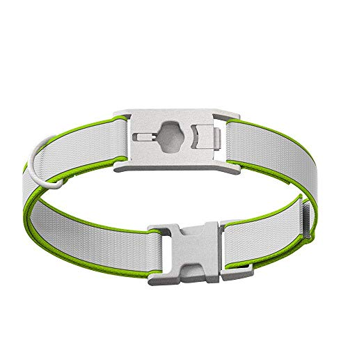 Whistle GO/GO Explore/Twist & Go Pet Collars/See Me Green/Large-XL