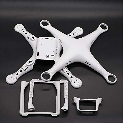Drone Body Shell Frame Case Cover con atterraggio per DJI Phantom 3 Professional Advanced Standard Quadcopter Ricambi