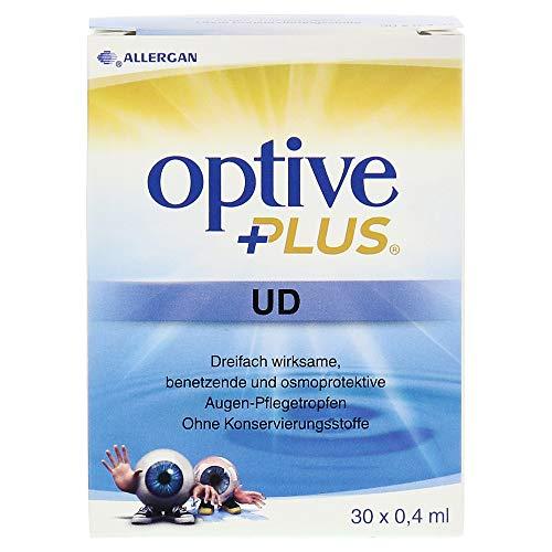 Optive Plus UD Augentropfen, 30X0.4 ml