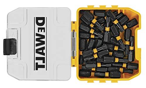 DEWALT FlexTorq Juego de brocas de impacto Torx, 1/4 pulgadas x 1 pulgada, 30 piezas (DWA1TX25IR30)
