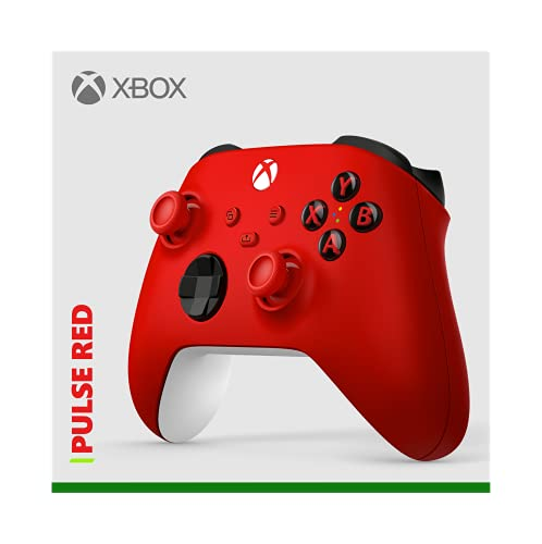 Xbox Wireless Controller Pulse Red - 5