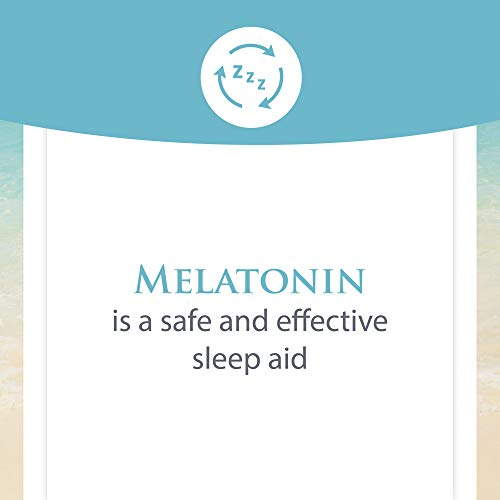 Stress-Relax Melatonin 10 mg by Natural Factors, Natural Sleep Aid, Resets the Sleep-Wake Cycle, 60 chewable tablets (60 servings), Peppermint Flavor