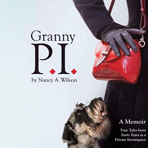 Granny P.I. cover art