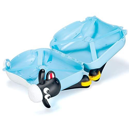Shaun das Schaf Kinderkoffer (Blau) - 4