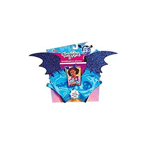 Vampirina Panoplie Haarband und Handschuhe, VAM09 (Spielzeug)