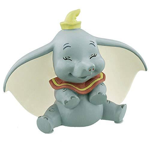Disney Magical Moments Dumbo You Make Me Smile Keepsake Figurine DI191