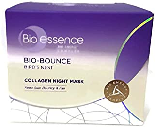 Bio-essence Bird's Nest + Peptides Bouncy Overnight Mask 50g