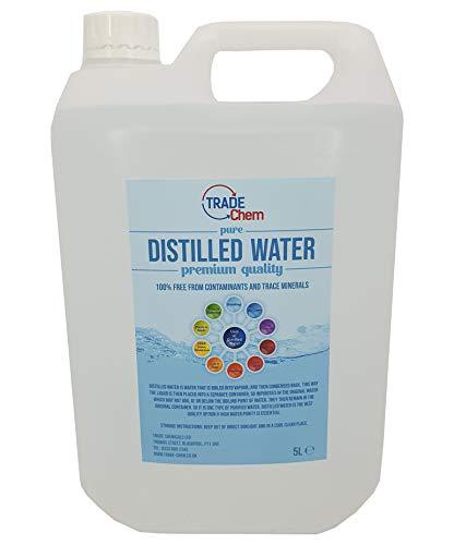 Distilled Water - PURE CHEM (5L)