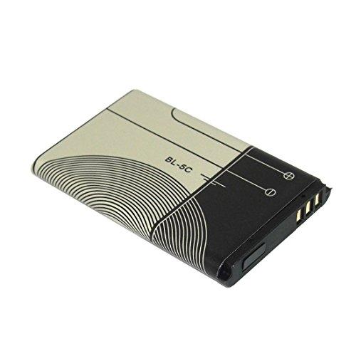 Security Plus 2076010900 Batterie Lithium-ION de Rechange, Noir, 8 x 8 x 6 cm