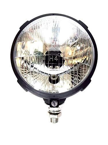 Scheinwerfer mit Fernlicht, Abblendlicht, Positionslicht für Traktor, Schlepper, Trekker, Oldtimer, MZT Belarus Famulus Zetor Melex RS09