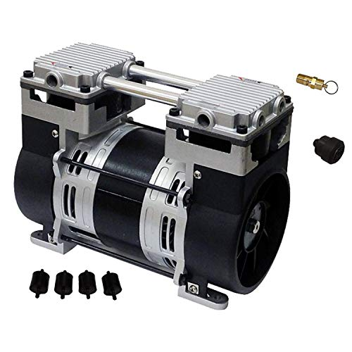 Patriot Pond Pro 6.7 Cubic Feet per Minute Deep Water Subsurface Aeration Rocking Piston Air Compressor for Deep Water Subsurface Aeration of Ponds and Lakes