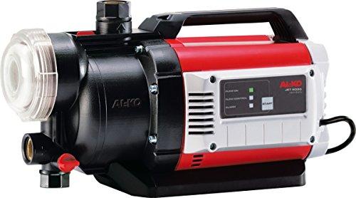 AL-KO Gartenpumpe Jet 5000 Comfort (1300 Watt Motorleistung, 4500 l/h max. Förderleistung, 50 m max. Förderhöhe)