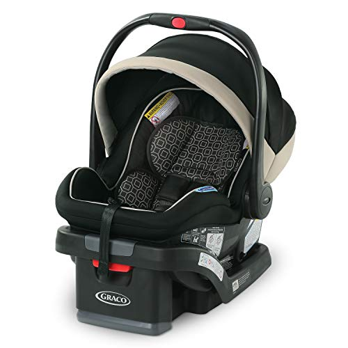 Lowest Price! Graco SnugRide SnugLock 35 LX Infant Car Seat | Baby Car Seat, Pierce