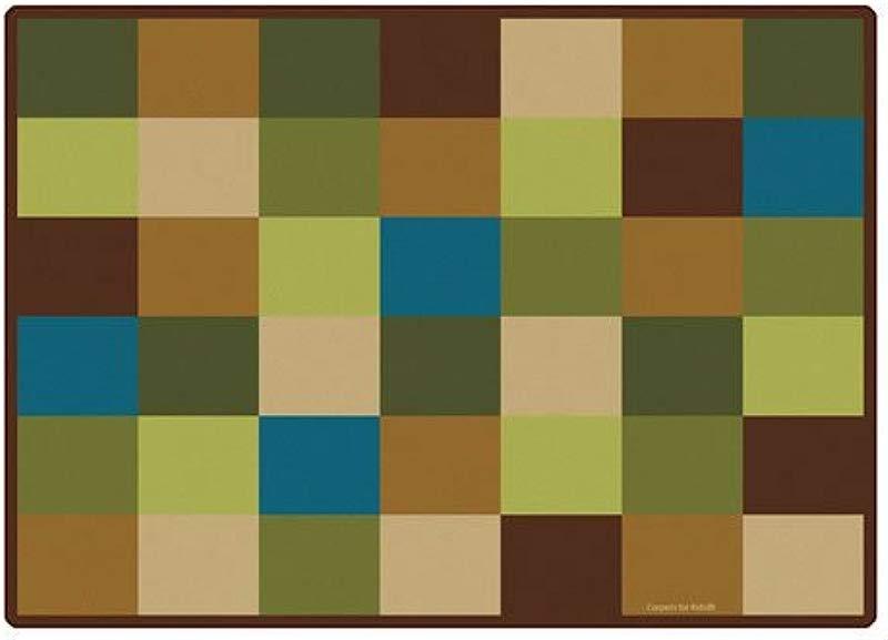 Carpets For Kids 41712 Blocks Seating Kids Rug Rug Size 8 4 X 11 8