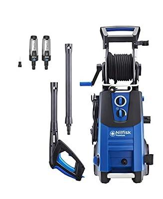 Nilfisk 128471148 Premium 180 Bar Pressure Washer, Blue by Nilfisk