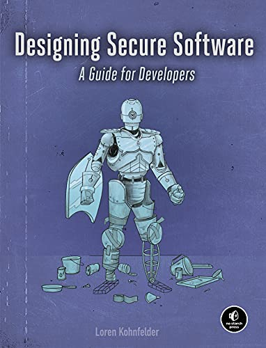 Designing Secure Software: A Guide for Developers
