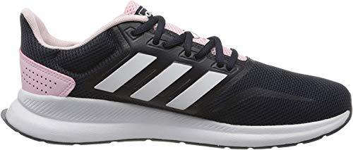 adidas Runfalcon, womens Running, Legend Ink/Cloud White/Clear Pink, 40 EU (6.5 UK)