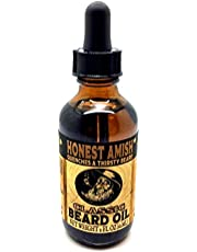 Honest Amish Classic Beard Oil - 2 oz