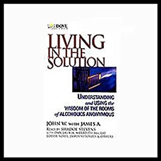 Living in the Solution audiobook cover art