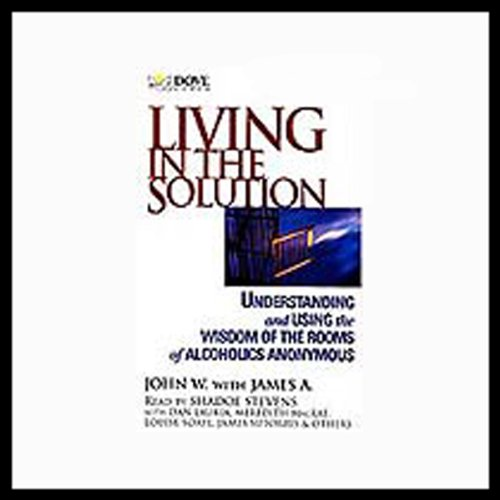 Living in the Solution cover art