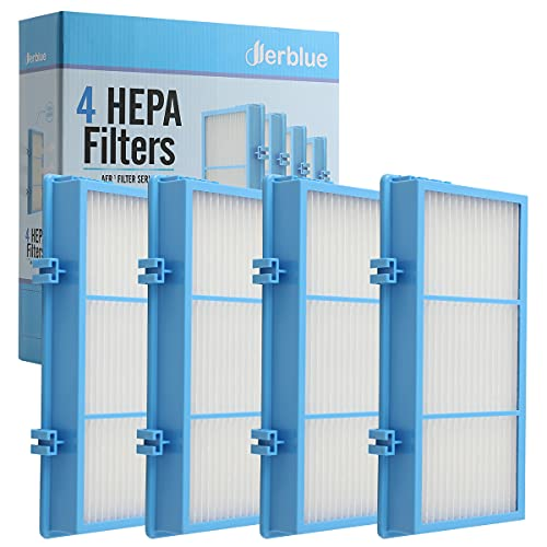 DerBlue 4pcs Replacement HEPA Filters for Holmes...