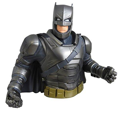 busto en resina de batman fabricante dc comics