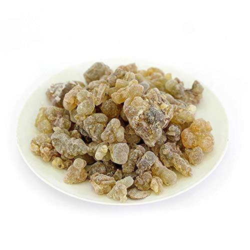 1 kg de incienso Copal de resina con granos de trozos de excelente calidad y agradable perfume embalado en caja de cartón. India 1000 gramos