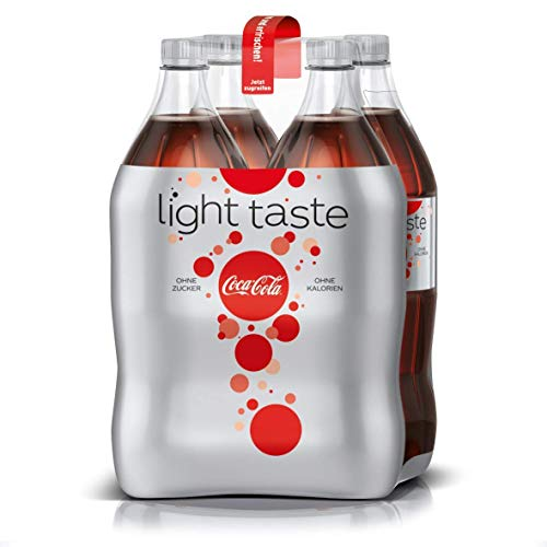 Coca-Cola Light EINWEG, (4 x 1,5 l)