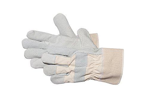 Jah 707serraje para guantes, Heavyweight, Estándar, natural, tamaño 10, 20unidades)