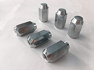 Buyer Needs to Review The spec 20pcs Chrome 14mm X 1.50 Wheel Lug Nuts fit 2009 GMC Sierra 3500 HD May Fit OEM Rims