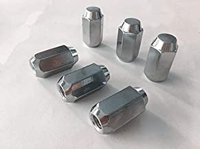 20pcs 1.87 Black 9//16-18 Wheel Lug Nuts fit 1996 Dodge Ram 3500 May Fit OEM Rims Buyer Needs to Review The spec