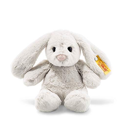 Steiff 80463 Hoppie Hase, hellgrau, 18 cm gebraucht kaufen  Wird an jeden Ort in Deutschland