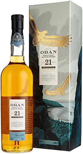 Oban 21 Jahre Special Release 2018 Single Malt Whisky (1 x 0.7 l)