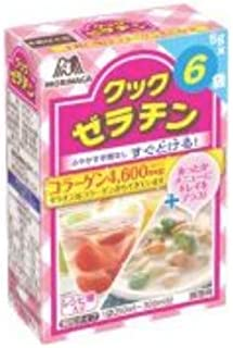 <森永製菓> クックゼラチン(6袋入) 【30g×96個】 [その他]