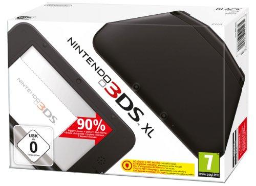 Console Nintendo 3DS XL noire