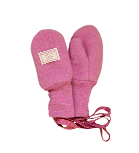 PickaPooh Baby Mädchen Handschuhe Gr. XS, rose