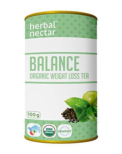 Herbal Nectar Organic Weight loss Tea, 100 gms, Balance