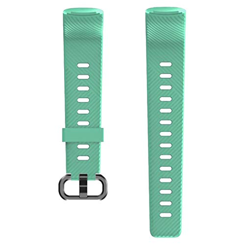Delvfire ID152 Replacement Strap compatible with ID152 Arcturus Fitness Tracker Watch (Green)
