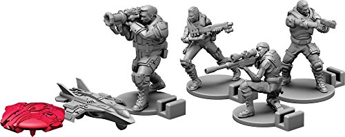 XCOM: The Board Game, Standard Packaging