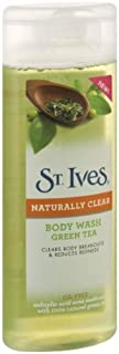 St. Ives Naturally Clear Green Tea Body Wash