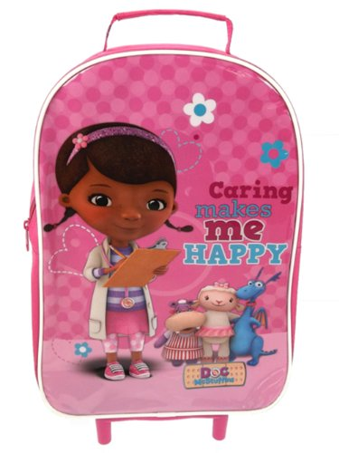 Trade Mark Collections DOCMC001006, Bagage Enfant Rose Rose 3-5 Ans